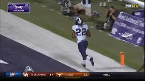 RB Aaron Green ULTIMATE HIGHLIGHTS #22 LA Rams/TCU/Nebraska - YouTube