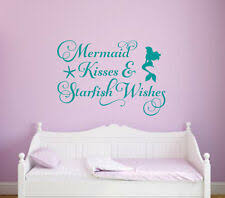 Mermaid Wall Decal For Sale In Stock Ebay