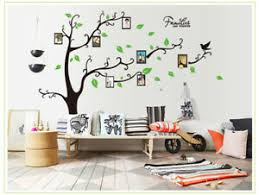 Diy Removable Wall Decal Family Picture Frame Tree Sticker Home Room Decor Ebay