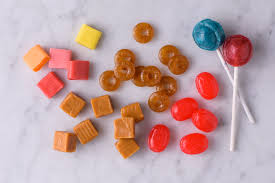 candy nutrition facts calories and