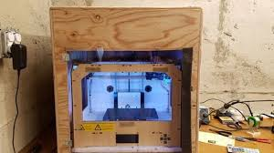 3d printer air purification system