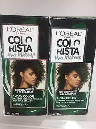 hair color makeup highlight