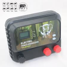 30km Elephant Electric Fence Energizer Big Farm Electric Shepherd Electric Fence Charger Controller Wild Animals Electric Fence Animal Electric Fence Electric Fencefence Energizer Aliexpress