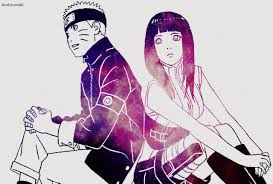 Naruto and Hinata - Manga Love Wallpaper (1280x865) (254514)