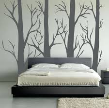 Large Wall Vinyl Tree Forest Decal Birch Aspen Removable 1310 Innovativestencils
