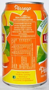 lipton ice tea peach 330ml portugal
