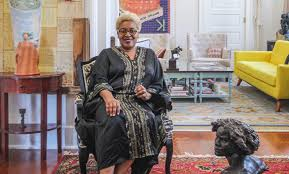 Actress CCH Pounder restores a 1925 home in Faubourg St. John and fills it  with her renowned art collection | Preservation Resource Center of New  Orleans