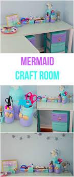 Diy Kids Bedroom Idea Mermaid Craft Room Mermaid Room Decor Kids Bedroom Diy Craft Room