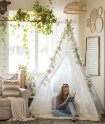 Large Lace Teepee For Adult Kids Tent Indoor Outdoor Wedding Party Decoration 713001897639 Ebay