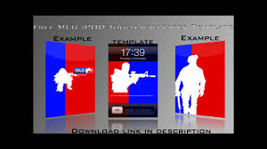 ipod touch mlg wallpaper template free