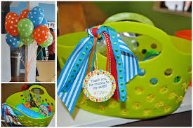 themed 1st birthday party