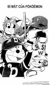 Truyện tranh Doraemon Bóng Chày (Tt8) tập 10