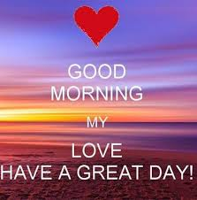 good morning love images wishes