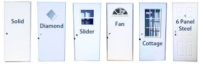 single outswing doors for manufactured
