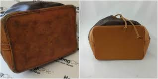 louis vuitton handbag cleaning repair