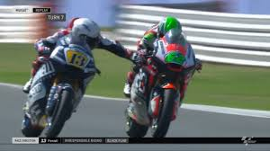 Italian justice analyzes: Fenati can be charged with attempted murder -  Motorcycle Sports