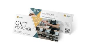 print gift vouchers free and