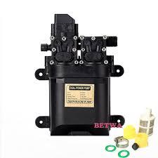 water pump 12v 0 85mpa electric sprayer