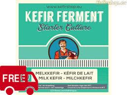 kefir starter culture 1 sachet starts