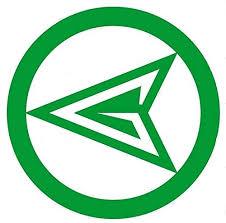 Amazon Com Dc Comics Green Arrow 4 5 Logo Decal Sticker For Laptop Car Window Tablet Skateboard Everything Else
