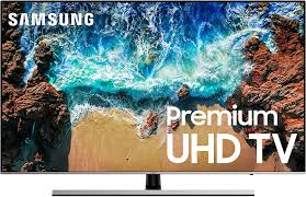 Amazon.com: Samsung UN49NU8000FXZA Flat 49