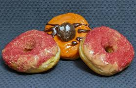 Dunkin' Spicy Ghost Pepper Donut ...