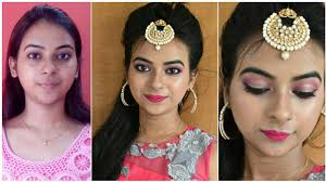 wedding guest makeup tutorial step by