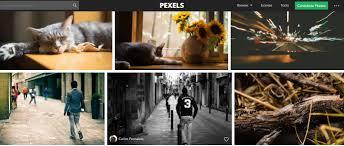 موقع Pexels للحصول على خلفيات و صور عالية الجودة بدقة 1080p لسطح