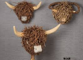 which highland cow is right for my wall