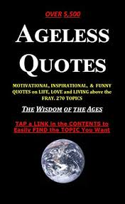 ageless quotes wisdom of the ages bill allred book english