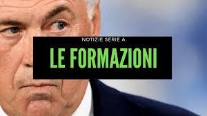 Probabili formazioni 10a giornata di Gazzetta - Serie A