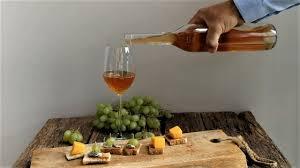 homemade italian pito wine dessert