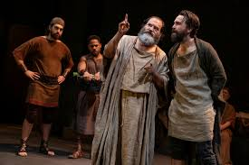 Tim Blake Nelson's 'Socrates' Draws Parallels Between Modern American  Democracy And Ancient Greece   Here & Now