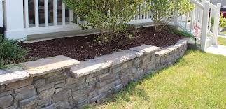 garden wall block by heritage block is
