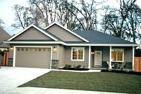 exterior house colors for ranch style