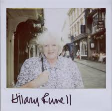 Portroids Presents ... Hilary Russell