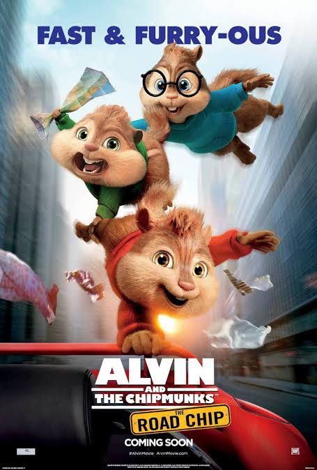 Alvin and the Chipmunks: The Road Chip 2015 Movie BluRay 720p HEVC With Subtitles
