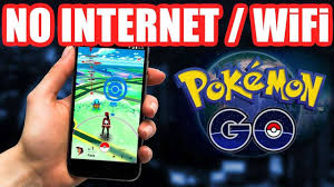 How to Play Pokemon Go Without Wifi, Internet or Mobile Data ...