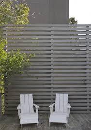 Landscape Trends To Steal In 2015 Modern Front Yard Outdoor Privacy Fence Design