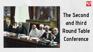second third round table conference