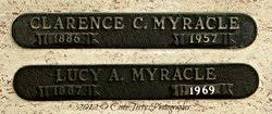 Lucy Ava Simmons Myracle (1887-1969) - Find A Grave Memorial