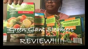 green giant steamers review you