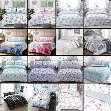 duvet cover bedding set with pillow