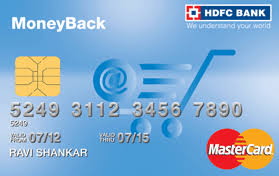 hdfc bank moneyback credit card review