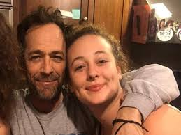 Sophie Perry opens up about dealing with the loss of father Luke Perry -  entertainment