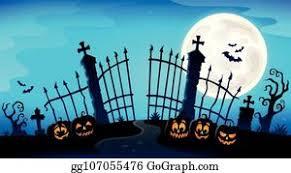 Cemetery Gates Clip Art Royalty Free Gograph