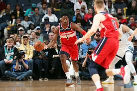 Admiral Schofield is making the most of NBA chances with Washington Wizards