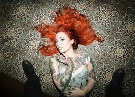 Q&A: Megan Massacre's rise to tattoo-artist credibility - ALARM