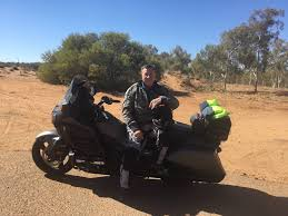 Phillips journeys to ride free of DV | Port Lincoln Times | Port ...
