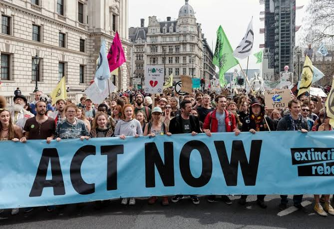 Understanding Climate Change as a Political Issue
